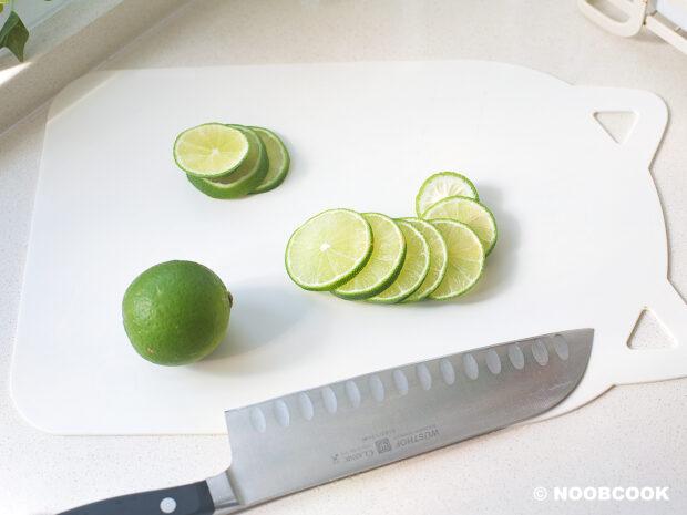 Thai Lime Slices