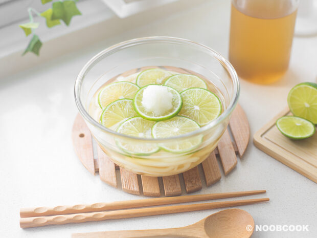 Cold Lime Udon Recipe