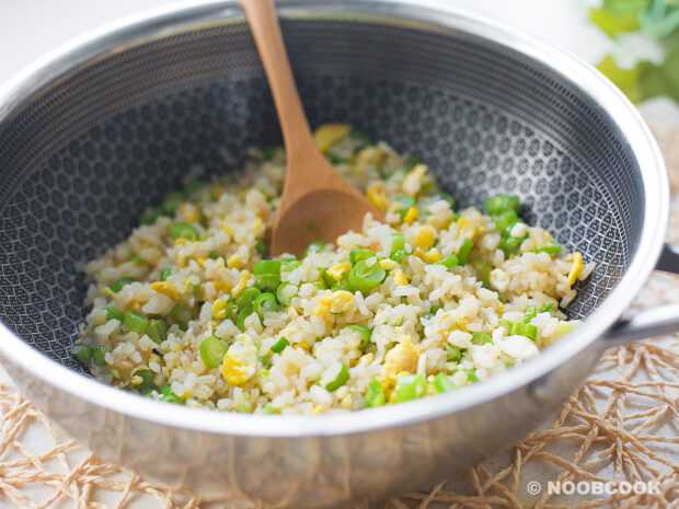 French Bean Fried Rice Recipe