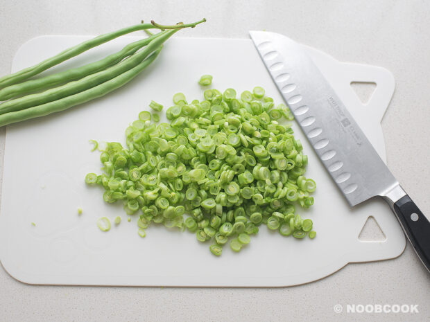 French Beans (Finely Cut)
