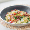 Prosciutto Parma Ham Pasta Recipe