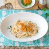 Creamy Uni Pasta Recipe