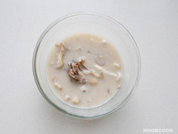 Baked Cream of Mushroom Ravioli (Step-by-Step)