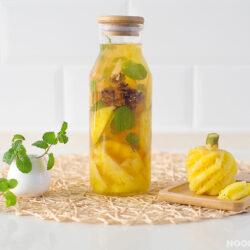 Pineapple Infused Tea Recipe